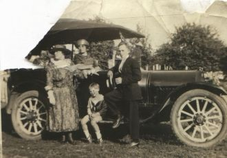 Wm Germac & his Family