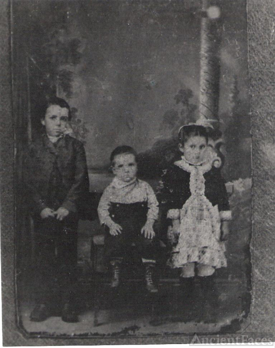 oldest 3 children of Isiah Bert Poston and Sarah Jane Colvin Poston