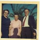 Mary Carl, Mary Walter, & George Carl