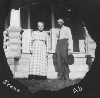 Albert Sherman & Eva Irene (Hicks) Hedrick
