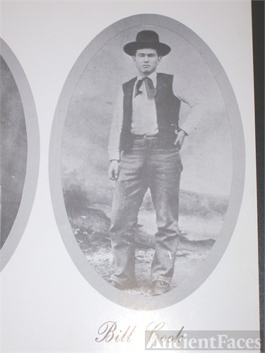 "Outlaw William ""Bill"" Tuttle Cook"
