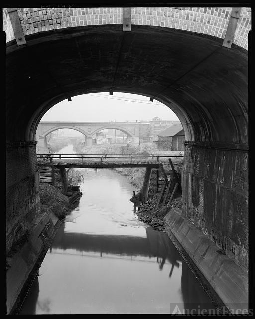 Georgia Central Railway Bridge, Railroad Street,...
