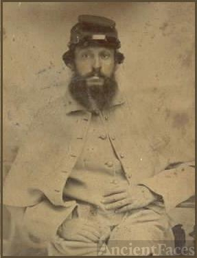 James M Barnett - Co F 3rd Texas Cavalry, CSA