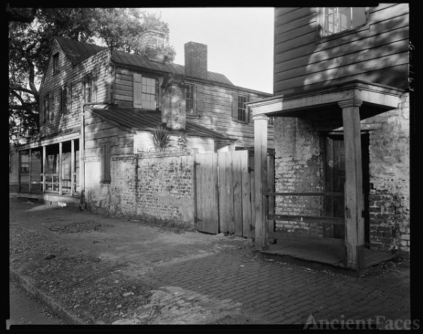 Pirates House, Broad Street, East, Savannah, Chatham...