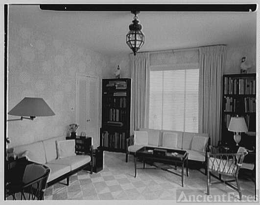 Mrs. Nelson Doubleday, residence in Mill Neck, Long...