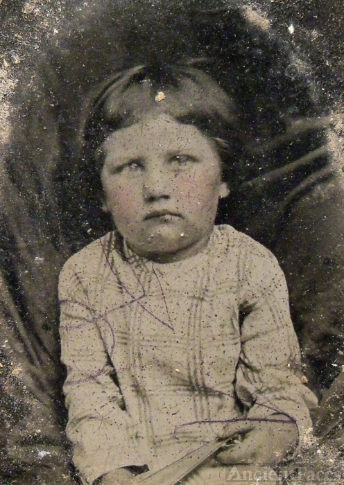 Unknown child, Louisiana
