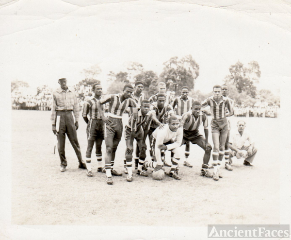 Gonaives All-Stars,  May 1960