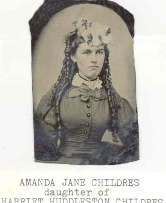 Amanda Jane Childres