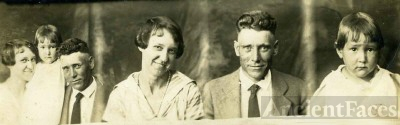Jack and Mary Hensley with Melba