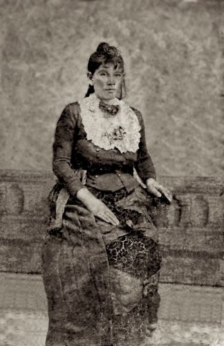 A photo of Mary Eliza Kelso Dobyns