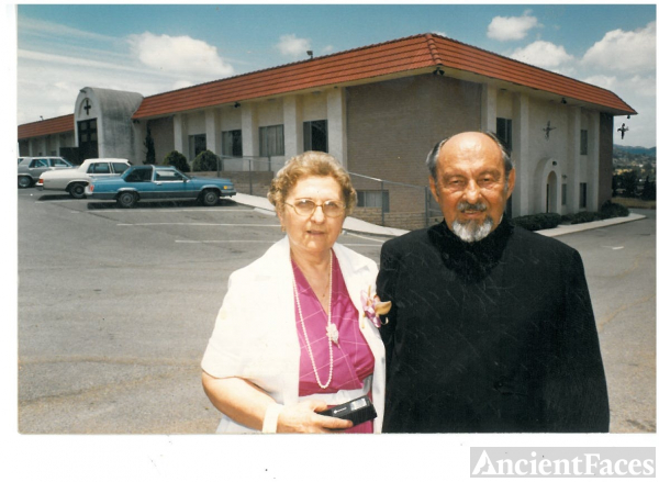 Ljubica and Radoslav Terzin, California 1984