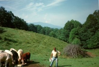 Mont Shepherd, Virginia 1994