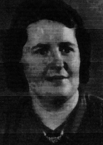 A photo of Gertrud Maria Karoline Markert