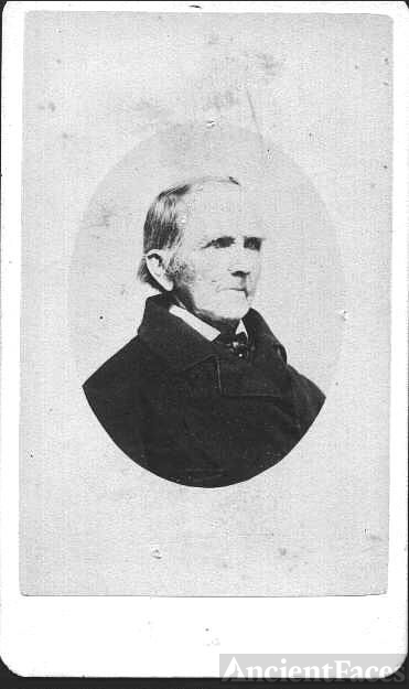 Dr. Daniel Lyman of Woodstock, CT (1784-1870)