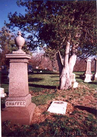 Chaffee Monument Redford Cemetary-Detroit Michiga