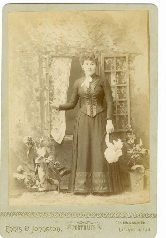 A photo of Unknown Woman  Grimes-Elston