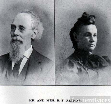 Mr. and Mrs. Benjamin Fetrow, OH