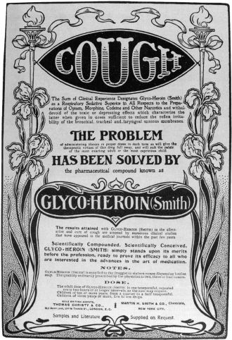 Heroin Cough Syrup