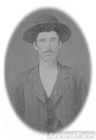 Unknown man from Sharp/West Album