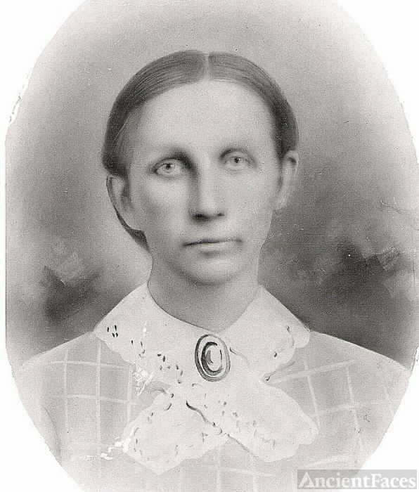 Susan Emeline Sherrill Seitz wife of Civil War Vet