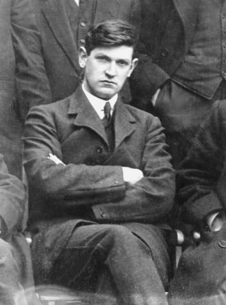 A photo of Michael Collins