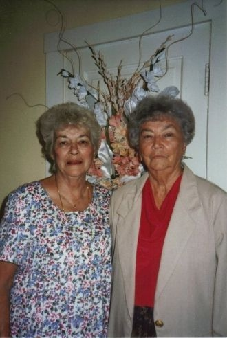 Beulah and Edna Parsley