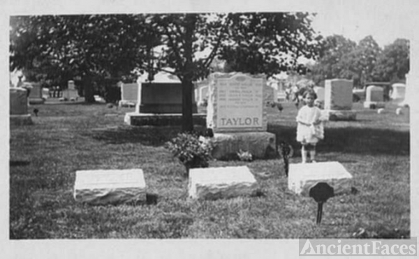 Taylor Headstone
