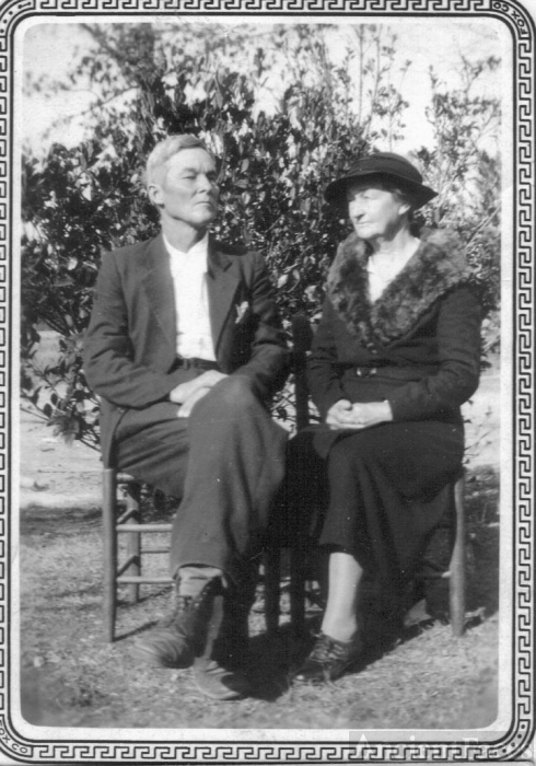Willie I. and Laura Elizabeth Harper Bozeman