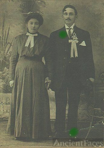 Galgoczi  Wedding Picture, 1911