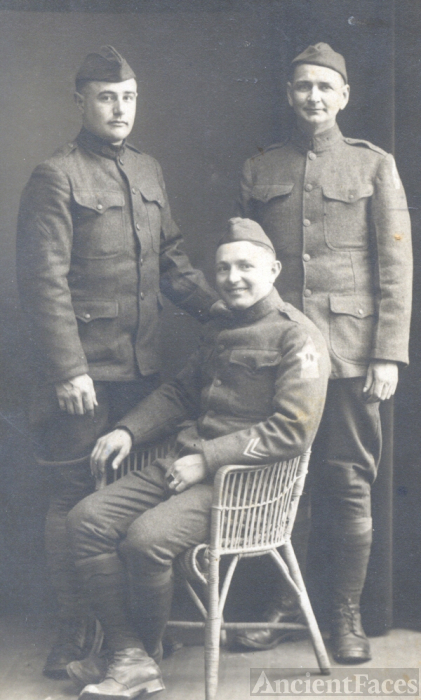 Three unknown soldiers, Indiana?
