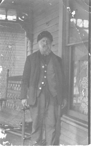 A photo of John Hamilton Kirkendall