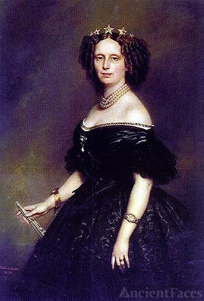 Queen Sophie of the Netherlands