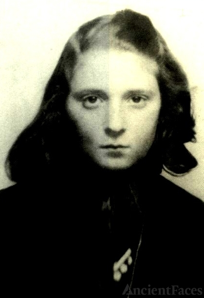 Therese Brajntich 1942
