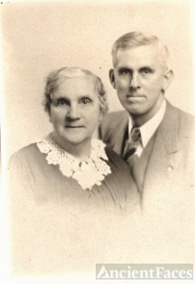 Martha H. Mallory Harris Thomas Overturf Welch and George Welch