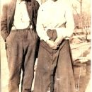 Stephen Jackson aka Sam Jack and Louisa Welborn Renfro