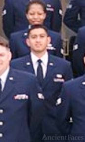 Me in the Air Force (NCO Academy)