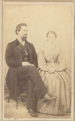 Will Beale & Wife