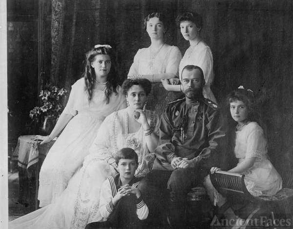 Romanovs  - Royal Russian Family