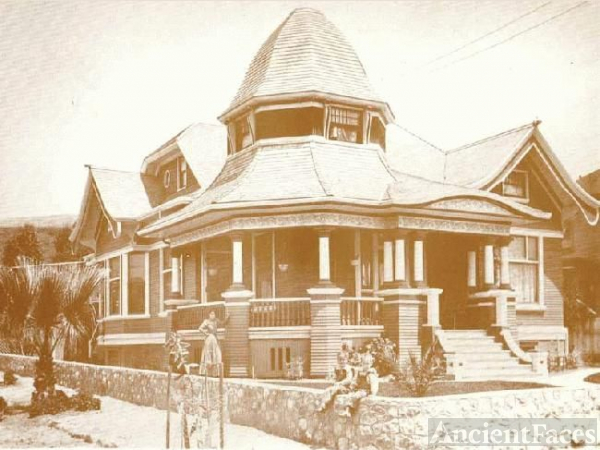 A.L. Chaffee house in Ventura, CA