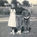 Margaret, Howard, & Sally Walls 1958 Indiana