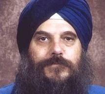 A photo of Satguru S Khalsa