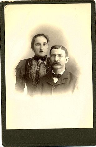 Zippora Levinson and Charles Joekel