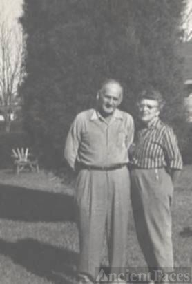 Bill and Cora Henry