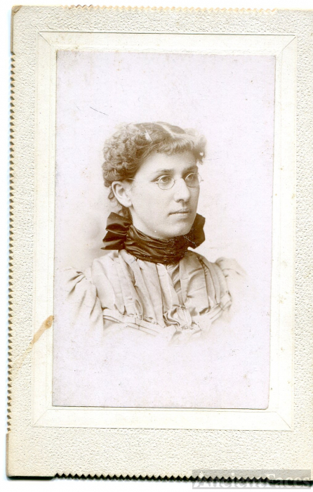 Miss Mary Richardson, Illinois