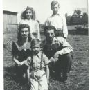 Henry & Hallie Pippin Family, Kentucky 1946