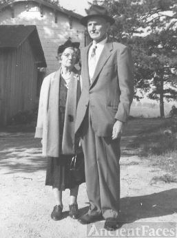 Anna Belle & Frank Morse, Michigan