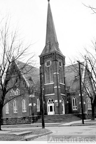 Methodist Church Morrilton AR