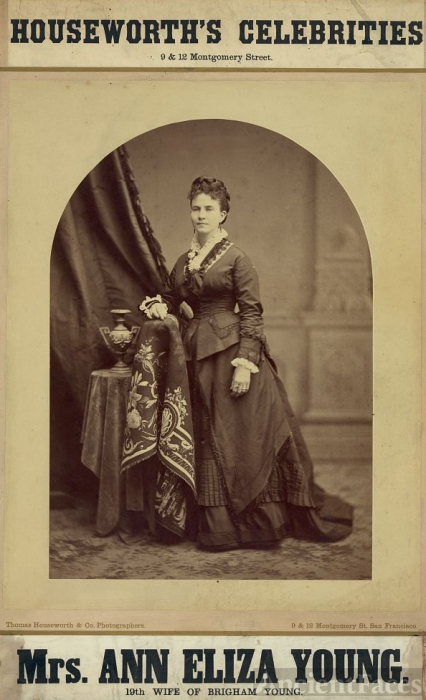 Ann Eliza Young, Houseworth's Celebrities