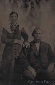 James David & Mary Susan Rush