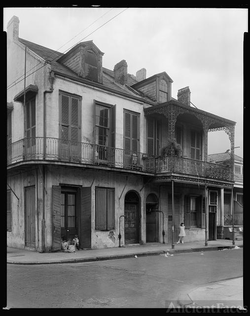 1301 Royal St., New Orleans, Orleans Parish, Louisiana